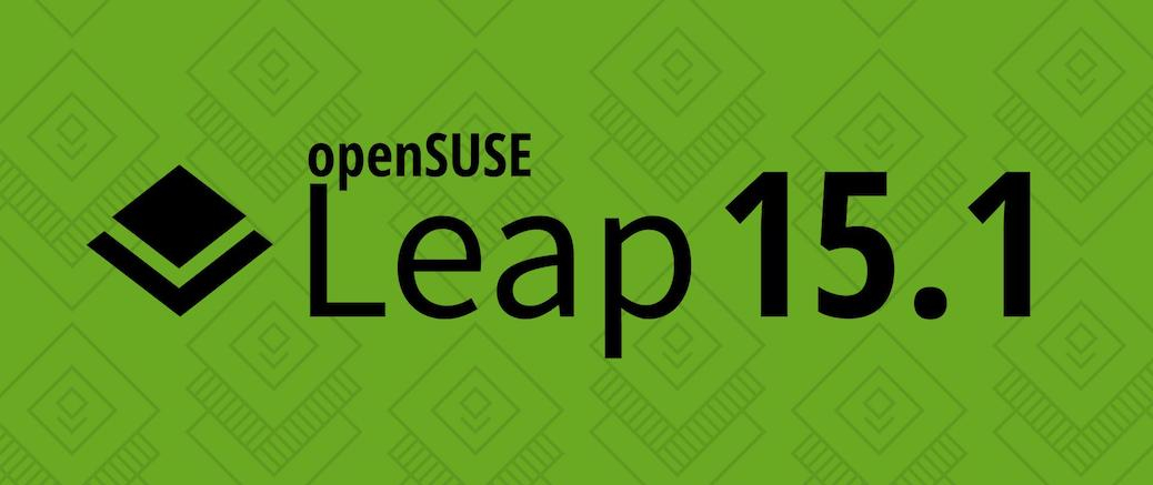 openSUSE Leap 15.1 release and how to upgrade